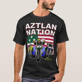 CAMISETA NACIÓN DE AZTLAN