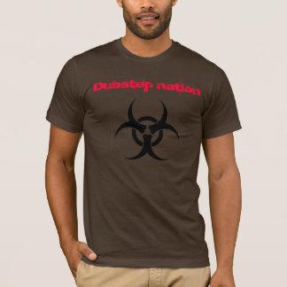 Camiseta Nación de Dubstep
