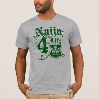Camiseta Naija4life