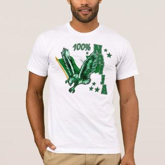 Camiseta Naija 100% para el nigeriano patriótico