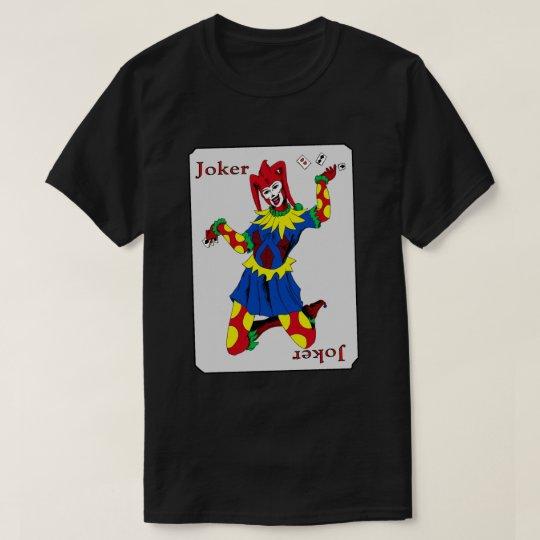Camiseta Naipe del comodín