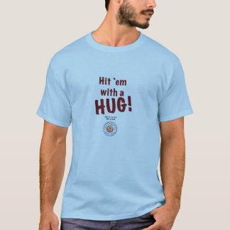 Camiseta nana de Hanes de los hombres