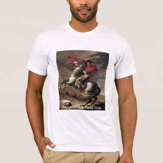 Camiseta Napoleon - capaz era I ere vi Elba
