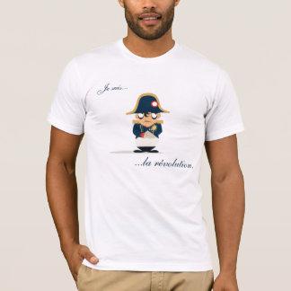 Camiseta Napoleon es la revolución
