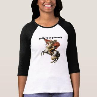 Camiseta Napoleón fashion girl