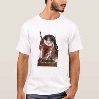 Camiseta Napoleon y cita