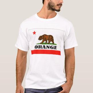 Camiseta Naranja, California