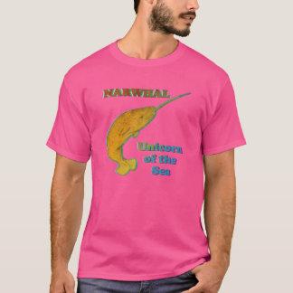 Camiseta Narwhal - unicornio del mar