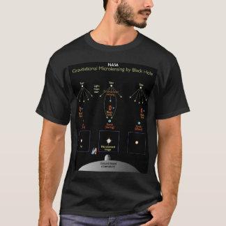 Camiseta NASA Gravitiational Microlensing