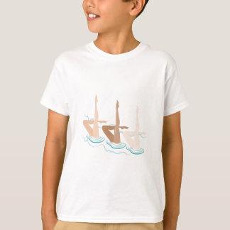 Camiseta Natación sincronizada