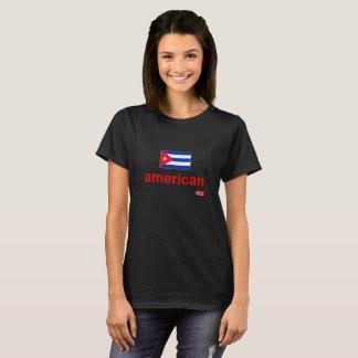Camiseta NationOfImmigrants - Cubano-Americano