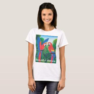 Camiseta Naturaleza viva