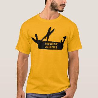 Camiseta Navaja multiuso