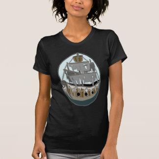 Camiseta Nave del fantasma