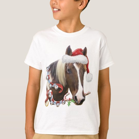 Camiseta Navidad con Rodger