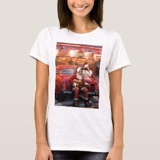 Camiseta Navidad de Elvis y de Marilyn