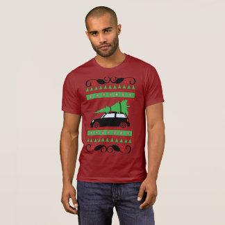 Camiseta Navidad de Mini Cooper