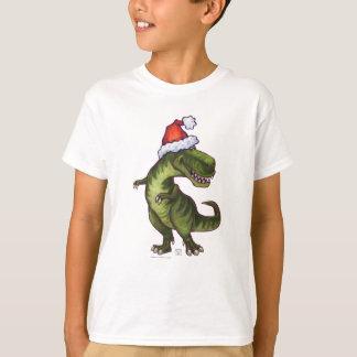 Camiseta Navidad de TRex