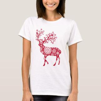Camiseta Navidad del reno