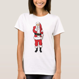 Camiseta Navidad Papá Noel