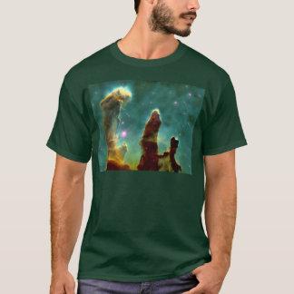 Camiseta Nebulosa de M16 Eagle o pilares de la creación