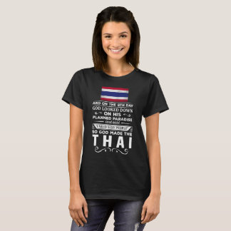 Camiseta Necesito a dios atractivo de la gente hecho la