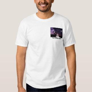 Camiseta negra/blanca de Lolita