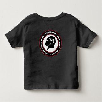 Camiseta negra clásica de RAM de los niños