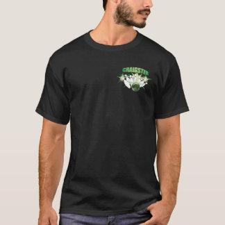 """Camiseta negra de Craigster de las """"huelgas"""