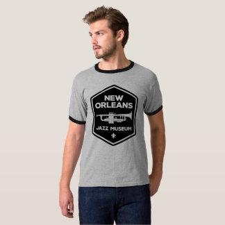 Camiseta (negra) de la trompeta de NOJM