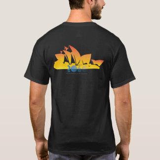 Camiseta negra de Sydney 2060