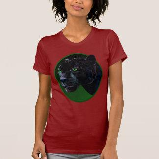 Camiseta negra grande de Jaquar