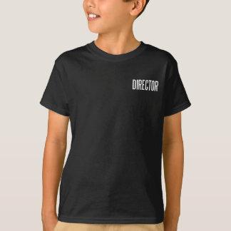 Camiseta Negro básico T.Shirt del director