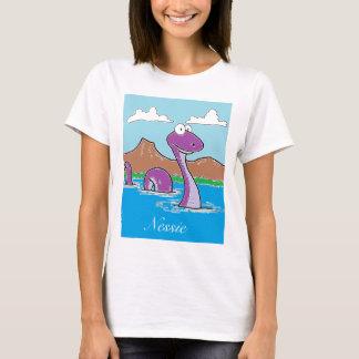 Camiseta Nessie: el monstruo de Loch Ness