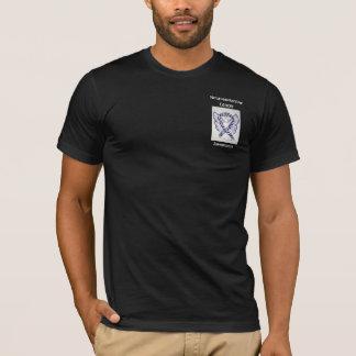 Camiseta neuroendocrina del ángel de la cinta de
