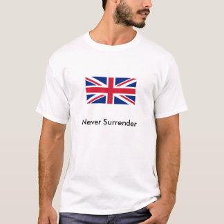 Camiseta Never Zumbando - Union Jack