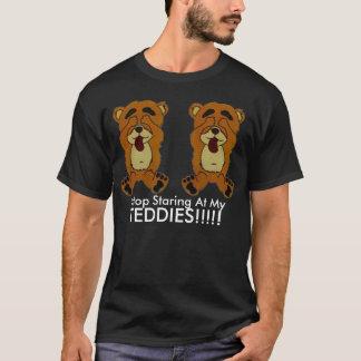 Camiseta NEWBEARS, parada que mira fijamente mi, TED… -