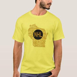 Camiseta NHL en Wisconsin