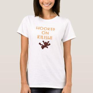 Camiseta nigeriana - enganchada en Kilishi