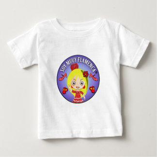 Camiseta Niña Muy Flamenca de Soy Muuy Flamenca