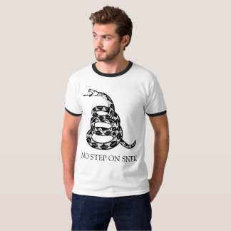 Camiseta Ningún paso en Snek