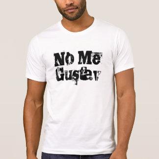 Camiseta Ningún yo Gustavo