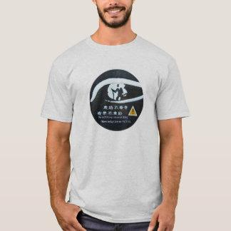 Camiseta Ninguna observación al caminar
