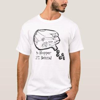 Camiseta Ninguna tolva dejada detrás
