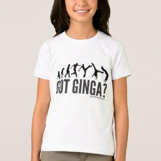 Camiseta Niño conseguido del ginga