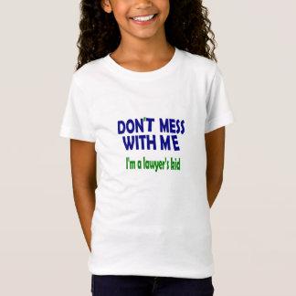 Camiseta Niño de los abogados - modificado para requisitos