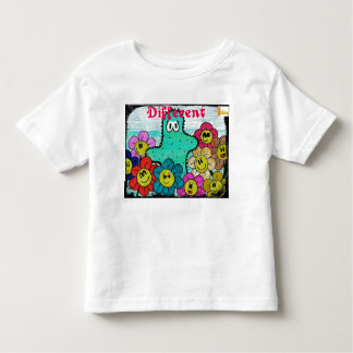 "Camiseta niño ""Different"""