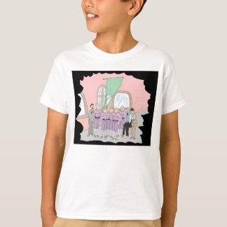 Camiseta niño Laszlo y Edgar
