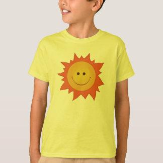 Camiseta Niño sonriente feliz de Sun