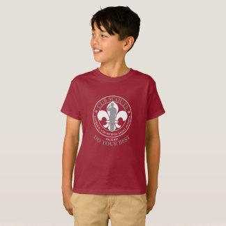 Camiseta niños del paquete 827